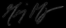 Graig Meyer's Signature